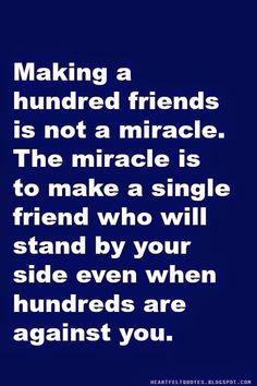 heartfelt friendship quotes