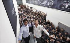Intervención de Raúl Molina en el Programa de RAI Motor de Pedro Sánchez | 22 de enero de 2017  #F1 #Formula1