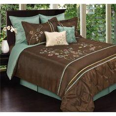 Comforter for master bedroom