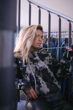 Black Long Sleeve Hoodie Bleach Tye Dye Smoke Gradient | Consttant Black Hooded Sweatshirt, Hooded Sweatshirts, Hoodies, Cold Weather Gear, Fit 4, Tye Dye, Bomber Jacket, Long Sleeve, Bleach