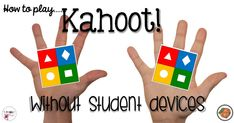 We all know and love Kahoot, right? If you do not know about Kahoot then we have a few blog posts with tips and ideas to get  you up to sp...