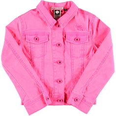 Spijkerjas Knockout Pink | Tumble n Dry | Daan en Lotje https://daanenlotje.com/kids/meisjes/tumble-and-dry-spijkerjas-knockout-pink-001160