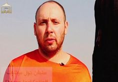 Steven Sotloff beheading Photo By: REUTERS