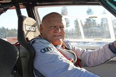 on the rally tracks of a legend: the new AUDI S1 and S1 sportback (swedish rally driver stig blomqvist)
