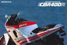ホンダ CBR400R(1986)・絶版ミドルバイク | モトRIDE
