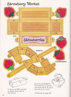 Strawberry Shortcake's Toy Book - 20