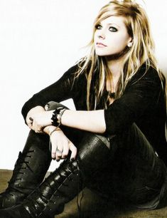 I want the boots and bracelets!!