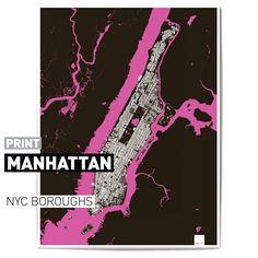 MANHATTAN By co-opt design