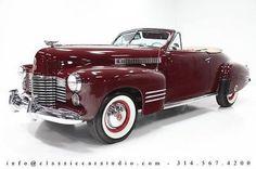 1941 - Cadillac Series 62 convertible