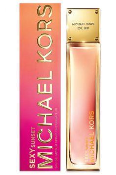 Parfum Sexy Sunset de Michael Kors. Tous les nouveaux parfums de l'été sur aufeminin