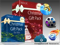 NEW YORK CITY, N.Y., Dec. 13, 2013 (SEND2PRESS NEWSWIRE) -- Since the most anticipated holiday of the year is coming right around the corner, Digiarty Software Inc. rolls out a Christmas giveaway that runs in two rounds. WinX DVD Copy Pro is singled out as the first round gift from today to December 22, 2013.