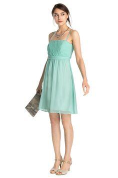 kleid mintfarben