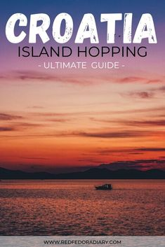 Interested in island hopping in Croatia? Read the guide to know more about some of the best Croatian islands near Dubrovnik and Split. #Croatia #balkans Croatia island hopping | Croatia travel | Balkan travel | where to do in Croatia | Croatia island hopping itinerary | Croatia islands | Croatia island hopping | Croatia islands travel | Croatia islands destinations