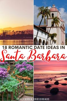 Wondering what to do in Santa Barbara as a couple? Here are the coolest Santa Barbara date ideas! Santa Barbara date night | best Santa Barbara date spots | cool places to go in Santa Barbara | fun Santa Barbara day trips | fun things to do in Santa Barbara on a date | romantic things to do in Santa Barbara | romantic Santa Barbara date ideas Usa Travel Guide, Travel Usa, Travel Guides, Travel Tips, Central California, California Coast, California Travel, Romantic Destinations, Top Travel Destinations