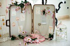 Il Wedding - idee per il tablau mariage - Santa Lucia Meeting's Club