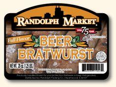Fresh Beer Brat