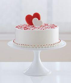 Cake Mate - Decorating Made Easy, Dessert Inspiration & Ideas Anniversary Cake Designs, Anniversary Dessert, Happy Anniversary Cakes, Wedding Anniversary Cakes, Valentines Cakes And Cupcakes, Valentine Desserts, Valentine Cake, Valentines Day Treats, Cupcake Cakes