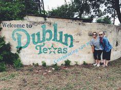Dublin, Texas is a must see!