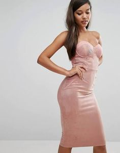 bustier dress - Google Search