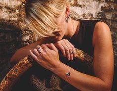 And there is the cropped shot of Amy. Showing off the backbone collection #onlocation #photoshoot #emergingdesigner #photography #photographer #fashionaddict #instajewellery #instajewelry #jewellerygram #jewelerygram #instamood #silverjewellery #raw #urban
