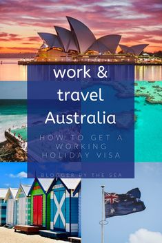 Working Holiday Visa, Working Holidays, Work Travel, Australia Travel, Sea, Australia Destinations, The Ocean, Ocean