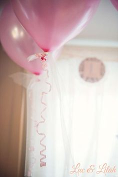 Cinderella Ballet Birthday Party Ideas | Photo 23 of 63 | Catch My Party