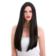 Classic Long Wig 4 Colours #Witch #Women #Wig #Halloween #Adult  #CostumeIdeas #love #follow #fun #followme #fancydressfun #fancydressideas #kostüme #bestoftheday #Costumes 🔎search on https://carnivalstore.de🔎✈️ free shipping on all orders over €75 ✈️