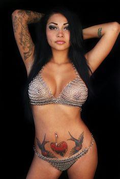 Fair skin big tits girls nude