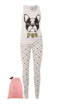 un nouveau pyjama