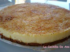 crema catalana a la naranja