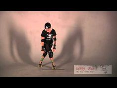 Roller Derby Minimum Skills Test Examples (playlist)