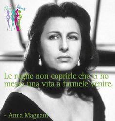 #Anna #Magnani #rughe