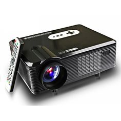 LED Projector 3000 Lumens  Price: 207.99 & FREE Shipping  #hashtag4