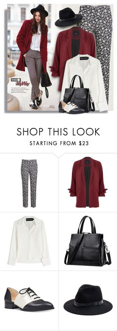 """""""Tonight's agenda?  Style!!"""" by breathing-style ❤ liked on Polyvore featuring Etro, River Island, Brandon Maxwell, Nine West and Sole Society"""