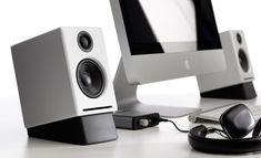 Audioengine A2 White