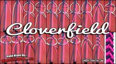 Cloverfield ist ein weiteres Design von Brian Eric Caja. Durch den Einsatz von bis zu 3 Farben lässt das Cloverfield viel Spielraum für Kombinationen. Der Knoten wird mit ca. 15mm relativ dick und ist daher weniger als Armband vielmehr aber als Halsband für Hunde geeignet. Dadurch das der Knoten sehr kompakt ist hält ein D-Ring sehr gut.
