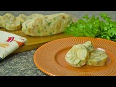 Rychlé karlovarské knedlíky vařené ve folii - YouTube