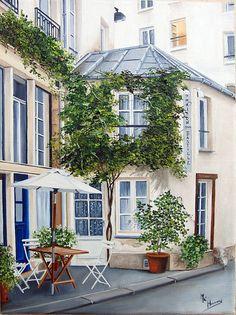 Marie-Claire Houmeau  La maison Bastille