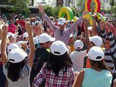 Familias se suman a campaña de reforestación en Puebla