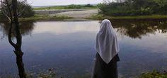 Wallpaper Islami Background (B&B) Romantic Anime Couples, Hijab Drawing, Hijab Dpz, Muslim Family, Beautiful Muslim Women, Hijabi Girl, Profile Photo, Profile Pictures, Photography Pics
