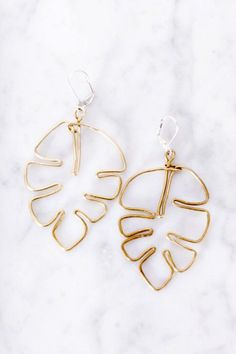 DIY Earrings - 101 DIY Earring Ideas To Try Your Hands At - DIY & Crafts