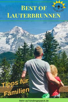 camp with baby Lauterbrunnen: das Eldorado fr Outd - Europe Travel Tips, Travel Destinations, Best Places In Europe, Europe Continent, Living In Europe, Reisen In Europa, Travel Quotes, Continents, The Good Place