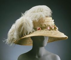 Hat 1910 The Philadelphia Museum of Art - OMG that dress! by SayaValentine