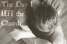 The Day I Left the Church | The Brown Tribe