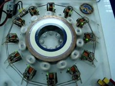 FREE ENERGY: SEARL EFFECT GENERATOR (SEG). The SEG, like all supposed free energy devices, HAS the capability to run on its own without any external input. Originally discovered in 1946 by John Roy Robert Searl, the SEG captures kinetic energy generated by natural changes in ambient temperature.