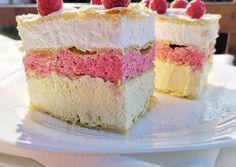 Házi krémes málnával | Toth Jozsef receptje - Cookpad receptek Vanilla Cake, Food And Drink