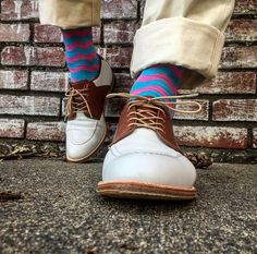 Amazing combo from the always dapper @inn8chiro! Bamboo socks is the way to go!  Wear it with almost any style.