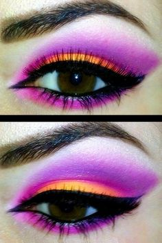 Sunset eyes | Stavy K L.'s (makeupbystavy) Photo | Beautylish