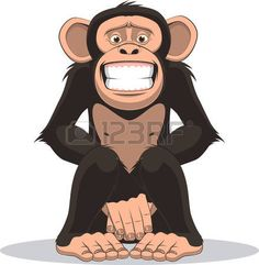 Buy Monkey by on GraphicRiver. Vector graphics Install any size without loss of quality. ZIP archive contains: - one file - one file JPEG - o. Monkey 2, Cartoon Monkey, Monkey Illustration, Children's Book Illustration, Gorillaz, Animals Images, Cute Animals, Animal Action, Doodle Art Drawing