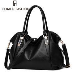 722fb64222d3 bag handbag Picture - More Detailed Picture about Herald модельер Для женщин  сумки женские из искусственной кожи Сумки дамы Портативный сумка женские ...